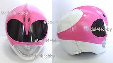 Cosplay! Mighty Morphin Power Rangers PINK RANGER 1/1 Scale Helmet Action Hero