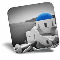 IP02 Greece Greek Island Travel Holiday Gift #8648 Beautiful Santorini Keyring