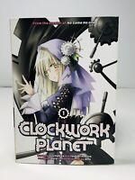 CLOCKWORK PLANET VOL. 1 Manga FUTURE Loot Anime Crate March 2017
