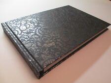 Handmade Photo Album Wedding & Special Occasions - Black pattern
