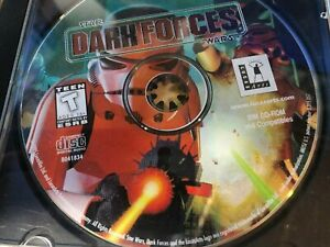 Star Wars: Dark Forces (PC 1995) Game only / No to light scratches