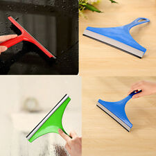 96e6 Simple Window Mirror Car Squeegee Glass Wiper Cleaning Shower Screen WA