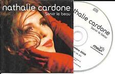 CD CARTONNE CARDSLEEVE  COLLECTOR 11T NATHALIE CARDONE SERVIR LE BEAU FRANCE