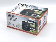 HD Dash Cam 1080p Full HD, Motion Detection, In Car Video and Audio Recorder