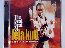 The Black President - The Best Of - Fela Kuti (2 CDs)