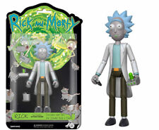 "5"" Rick and Morty Funko Pop Rick Articulated Action Figure"