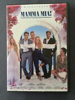 DVD MAMMA MIA ! Meryl Streep Pierce Brosnan - Español English Français