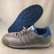 Adidas Samoa Classic - G98210 - Grey - Men's Size 10 - Great