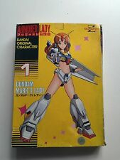GUNDAM Z: Mark II Lady ARMORED LADY No 1 BOXED PLASTIC MODEL KIT MADE BY BAN DAI