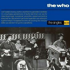 Singles [Limited Edition] by The Who (CD, Dec-2014)