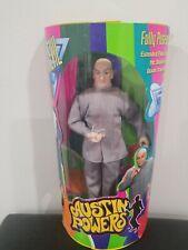New listing New! Dr. Evil Austin Powers Action Figure Poseable Shagadelic 1998 Trendmasters