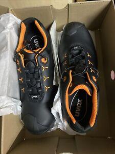 UVEX 6502243 Halbschuh 6502/2 S3 Gr.43 PUR-Sohle W11