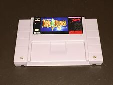 The Lord of the Rings, Vol. 1 Super Nintendo Snes Cleaned & Tested