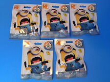 Despicable Me Mega Bloks Series 6 Minion Lot of 5 Blind Bags