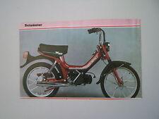 - RITAGLIO DI GIORNALE ANNO 1982 - BETA ANDY M 50 L