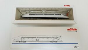 Märklin 3077 Schienenzeppelin Spur H0, Sammlungsauflösung,optisch neuwertig
