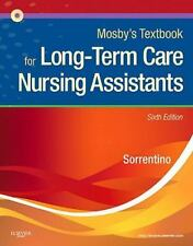 Mosby's Textbook For Long-Term Care Nursing Assistants by SheilA Sorrentino