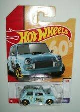 2019 HOT WHEELS   TARGET THROWBACK  MORRIS MINI