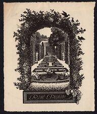 31)Nr.154- EXLIBRIS- Mark F. Severin - 1947