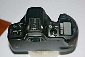 Minolta Dynax 500si 35mm SLR Film Camera Body Only