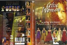 CELTIC WOMAN A NEW JOURNEY DVD - LIVE AT SLANE CASTLE IRELAND