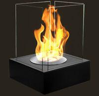 Feuerstelle Gartens Haus Tisch Kamin Glas Kamin Dekofeuer Bio Ethanol Tischlicht