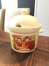Campbell's Soup Ceramic Soup Tureen