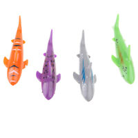 4pcs/set 4 Color Underwater Swim Pool Dive Play Sticks Water Toy Gift