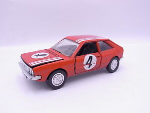 90801 Schuco 1620 Volkswagen Scirocco Ts 1974-1976 Orange Modèle 1:43