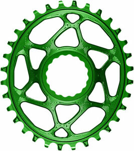 Oval Direct Mount Chainring for CINCH - absoluteBLACK Oval Narrow-Wide Direct