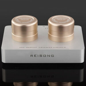 Audio Step-Up Transformer 1:20 MC Moving Coil Phono Cartridge Preamplifier