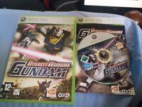 Dynasty Warriors Gundam Xbox 360 UK PAL **FREE UK POSTAGE**