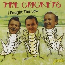 THE CRICKETS - I FOUGHT THE LAW  CD NEW+