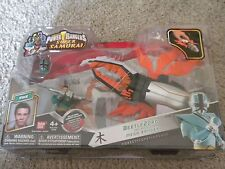POWER RANGERS SUPER SAMURAI Green Forest Mega Ranger Mike w BEETLEZORD #31766