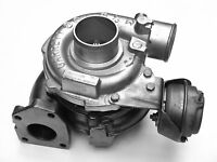 Turbocharger Jeep Cherokee 2,8 CRD (2004-2007) 110/120kw 35242115F 35242112G