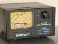 SWR/POWER METER/ 140-160MHZ/ 420-460MHZ/ 200W/ SWR-8L