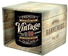 Kaffeebecher Tasse 50. Geburtstag Vintage 50 Kaffeetasse Pott 50sten Geschenke