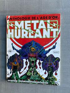 METAL HURLANT N°57 BIS 1980 BON ÉTAT