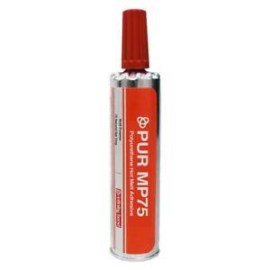 PUR MP75 Polyurethane Hot Melt Cartridge 75 Second Set Time  Adhesive