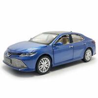 Toyota Camry 2.5G 2019 1:34 Die Cast Modellauto Spielzeug Model Sammlung Blau