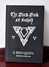 Black Book of Azathoth S Ben Qayin Grimoire Necronomicon Qliphoth Cthulhu BALG
