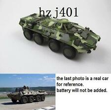 1/55? RUSSIA 8X8 BTR-80 army military armor car sound and light work