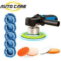 "Autocare 6"" 680W Electric DA Car Polisher Buffer Sander Kit Variable 6 Speed US"