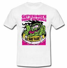 GUTTERMOUTH TOUR CONCERT PUNK ROCK BAND VOODOO GLOW SKULLS T-SHIRT S M L XL 2XL