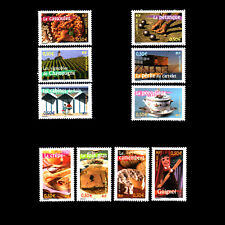 France 2003 - Regions of France Foot Architecture - Sc 2946a/j MNH