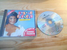CD Pop Connie Francis - Go, Connie, Go / Very Best Of (15 Song) POLYDOR
