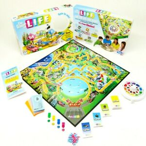 The Game of Life Board Game Replacement Pieces Parts Hasbro 2013
