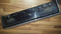 ROVER P5/P5B, P6/P6B FRONT NUMBER PLATE HOLDER CHROME