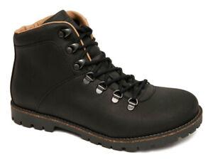Birkenstock Jackson Stiefel Boots black schwarz normal Leder 1017325 NEU