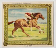 Club Razor Blades - Phar Lap - Trading card Issued to retailer 24 x 20 cm - Rare